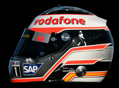 formule 1 fernando alonso les casques d 39 alonso. Black Bedroom Furniture Sets. Home Design Ideas